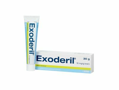 Exoderil Cream 15g or 30g candida, mycosis, Skin Fungal Treatment Anti Fungal