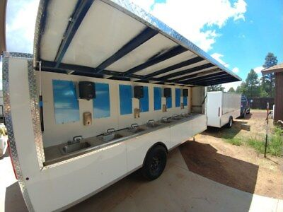 Start your own Business $1000.00 per day! Handwashing Station (Trailer Mounted)