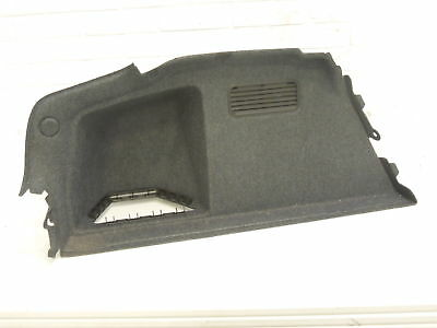 Audi A4 B7 Saloon NS Left Boot Side Carpet Trim For Fixed Seats 8E5863887J