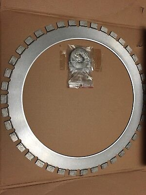 """14"""" Diamond Ring Saw Blade for Cutting Concrete Brick Block Hard Materials Hycon"""