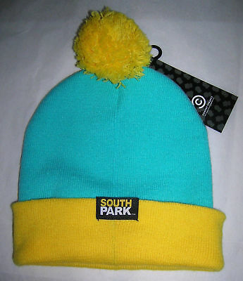 new South Park Eric Cartman pom beanie hat cosplay costume official  licensed NWT 39bd82d9543