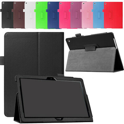 For Huawei Mediapad T3 7.0 8.0 10.0 inch Tablet Smart Case PULeather Stand Cover