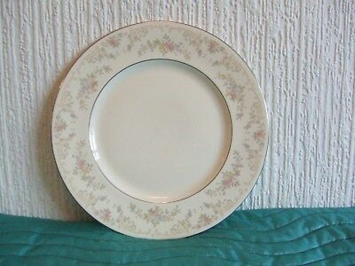"Royal Doulton Diana 8"" Dessert Plate Romance Collection in excellent condition"