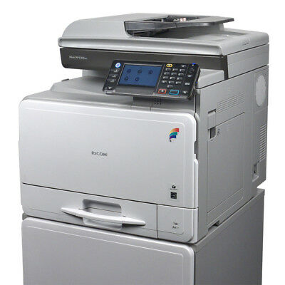 Ricoh Aficio™MP C305SPF Color Multifunctional Printer