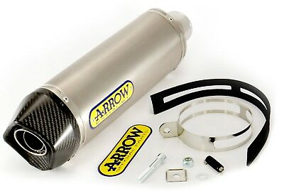 71806Ak - Silencer Exhaust Arrow Race-Tech Allumin/carb Ducati Hyperstrada '13