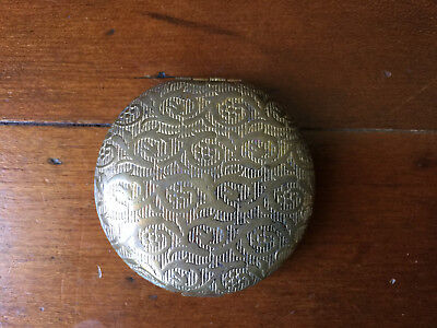 Revlon Moon Drops Moondrops Small Powder Compact with Mirror and Puff (Empty)