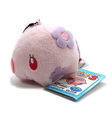 Banpresto Official Game Mini Soft Figure MUNNA PLUSH My Pokemon Collection Go