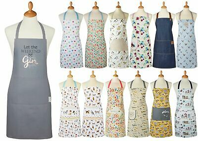 Cooksmart Cotton Apron And Country Club WaterProof
