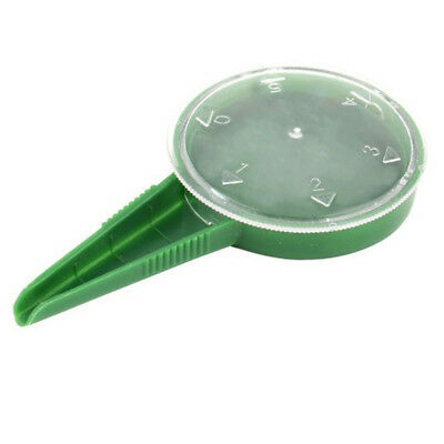 1 Pcs Dial Seed Sower Planter Gardening Supplies Hand Held Flower Plant See F5D7