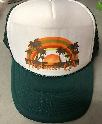 Veronica Mars Movie Neptune CA Promo Trucker Hat Swag Rare Kristen Bell WB