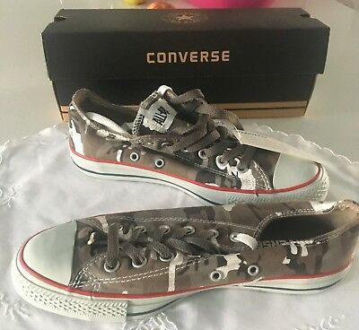 As New Converse All Stars Runners Sneakers Shoes With Box And Tag
