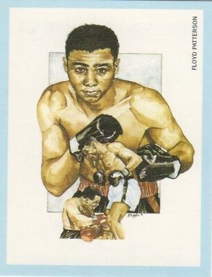Boxing Champions 1991. Floyd Patterson