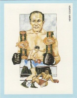 Boxing Champions 1991. Henry Cooper