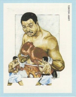 Boxing Champions 1991. Larry Holmes