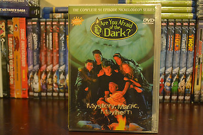 Are You Afraid of the dark? The Complete Series Dvd Set