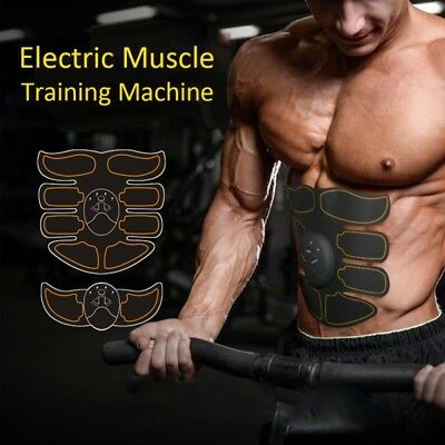 1pc Fitness Body Abdominal Muscle Building Smart EMS Training Electric Pulse