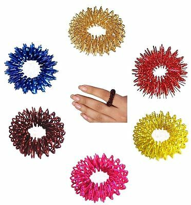 Sujok Rings Therapy For Leg 5x3x2 Cm @ Sizes Instant Pain Reliever