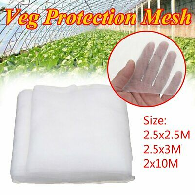 10x10FT Mosquito Garden Bug Insect Netting Barrier Bird Protect Net Plant