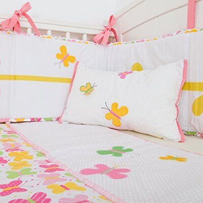 Cot Bedding Set 2PCS set Cotton for Baby Girls cot bed 14070cm  Baby Gift