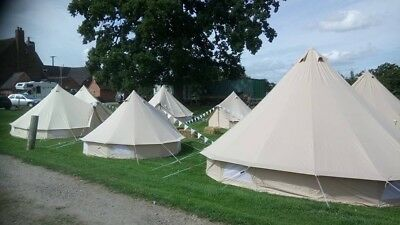 Bell tent hire business for sale Gloucestershire weddings, parties, sleepovers.