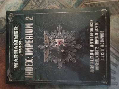 Warhammer 40K 8Th Edition Index Imperium 2 - New & In Stock