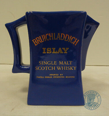 Scotch Whisky BRUICHLADDICH WATER JUG