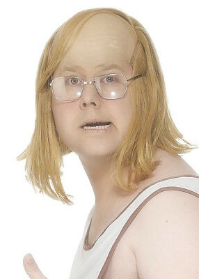 Little Britain Style Andys Blonde Wig