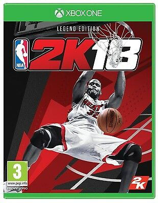 Nba 2K18 Legend Edition Xbox One Videogioco Italiano Copertina Eu Playstation 4