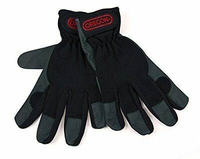 Oregon 539170M Working Leather Gloves