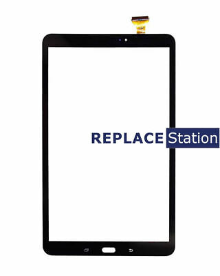 """For Samsung Galaxy Tab A 10.1"""" Touch Screen Digitizer Glass SM-T580 T585 Black"""