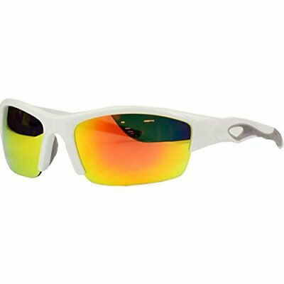 Rawlings Youth RY 132 white orange Sunglasses UV protection impact resistant