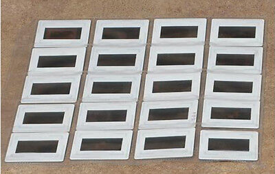35mm Slide Saver Archival Storage Page - holds 20 (Top Load, 50 pages per Pack)