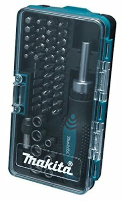 Makita B-36170 Rachet and Bit Set - Multi-Colour 47-Piece
