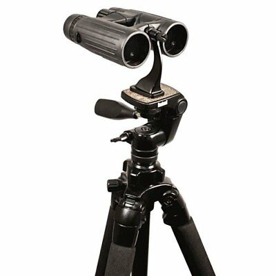 Bushnell 161002CM Binoculars Tripod Adapter - Black, Clam 6 Language