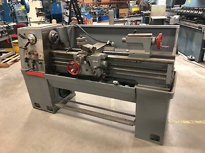 "Clausing Colchester 13"" x 40"" Geared Head Lathe"