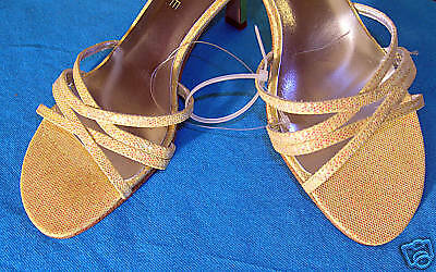 New Womens Dressy Shoes By Rampage Size 7 1/2M