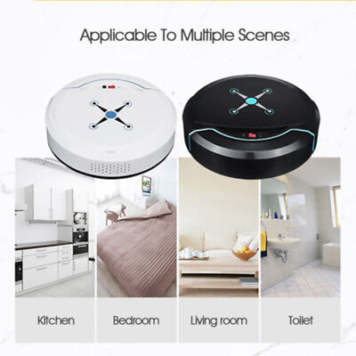 Sale Pure Clean Automatic Self Navigated Smart Robot Vacuum Sweeper Cleaner H1