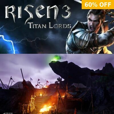 Risen 3 Complete Edition - PC WINDOWS - Steam