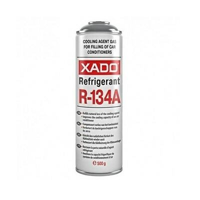 XADO AUTOMOBILE REFRIGERANT R-134a A/C automobile air conditioners R 134a 500 ml