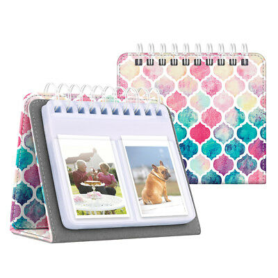 64 Pockets Mini Photo Calendar Photo Album For Fujifilm Instax Mini 9 Mini 8/8+