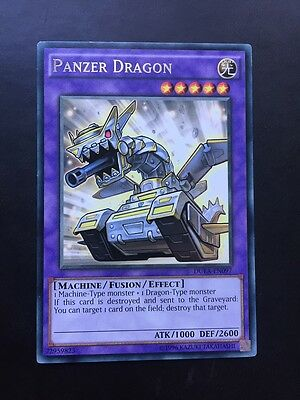 DUEA-EN097 Panzer Dragon Rare 1st Edition Mint YuGiOh Card