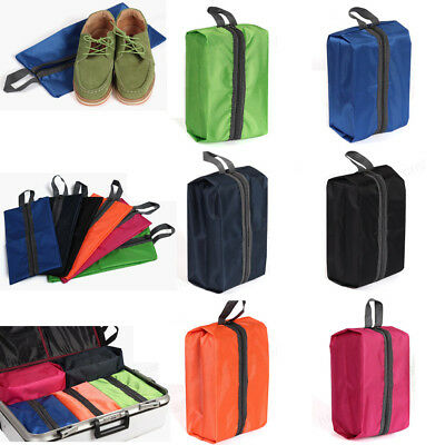 Ornate Waterproof Portable Shoe Bag Travel Tote Toiletries Laundry Pouch Storage
