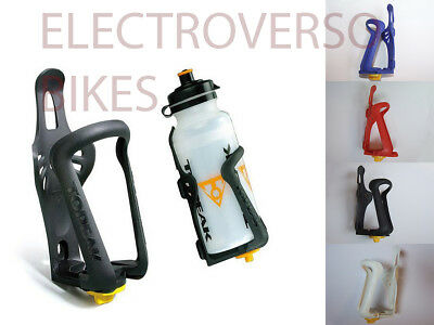 Porta bottles for bicycles cuatro colores water bottle holder bike