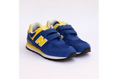 Sneakers Bambino Junior New Balance Nbyv574Bym12 574 Blue Yellow