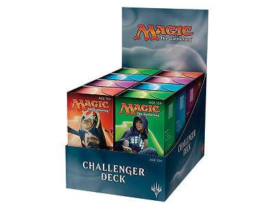 Challenger Decks OVP Sealed MTG Magic the Gathering -  Set or single Decks - En