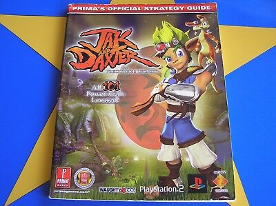 Jak And Daxter The Precursor Legacy - Strategy Guide
