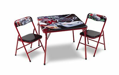 Delta Children Disney Cars Metal Table and Chair Set