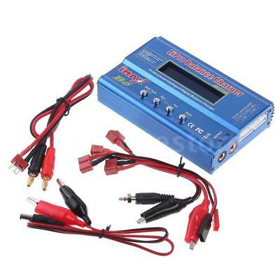 New Smart Battery Balance Charger Lion LiPo LiFe (A123) Pb NiMH Accessories W1H1