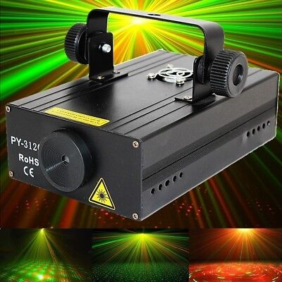 210mW R&G DMX/Sound/Auto Twinkling Firework DJ Laser for Disco, Pub, Party, Club