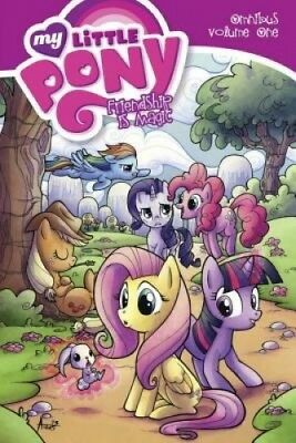 My Little Pony: Volume 1: Omnibus by Andy Price.